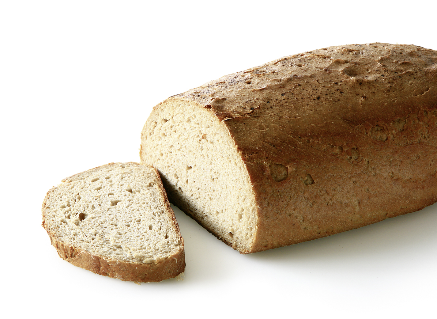 Lüneburger Country Bread - Wheat mixed bread with 34% wheat flour length: 31.5 cm