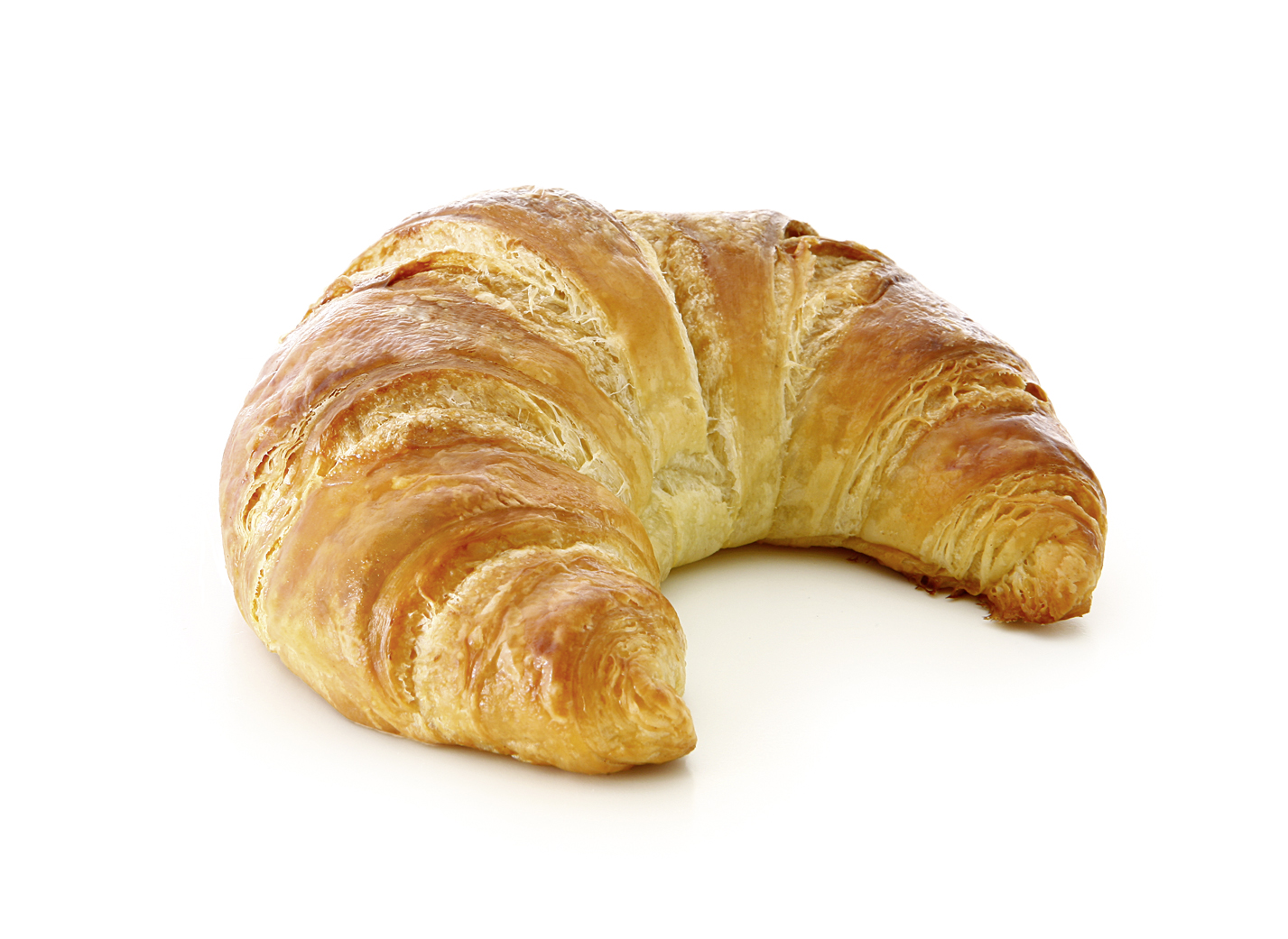 Butter Croissant - Dough pastry with 24% butter