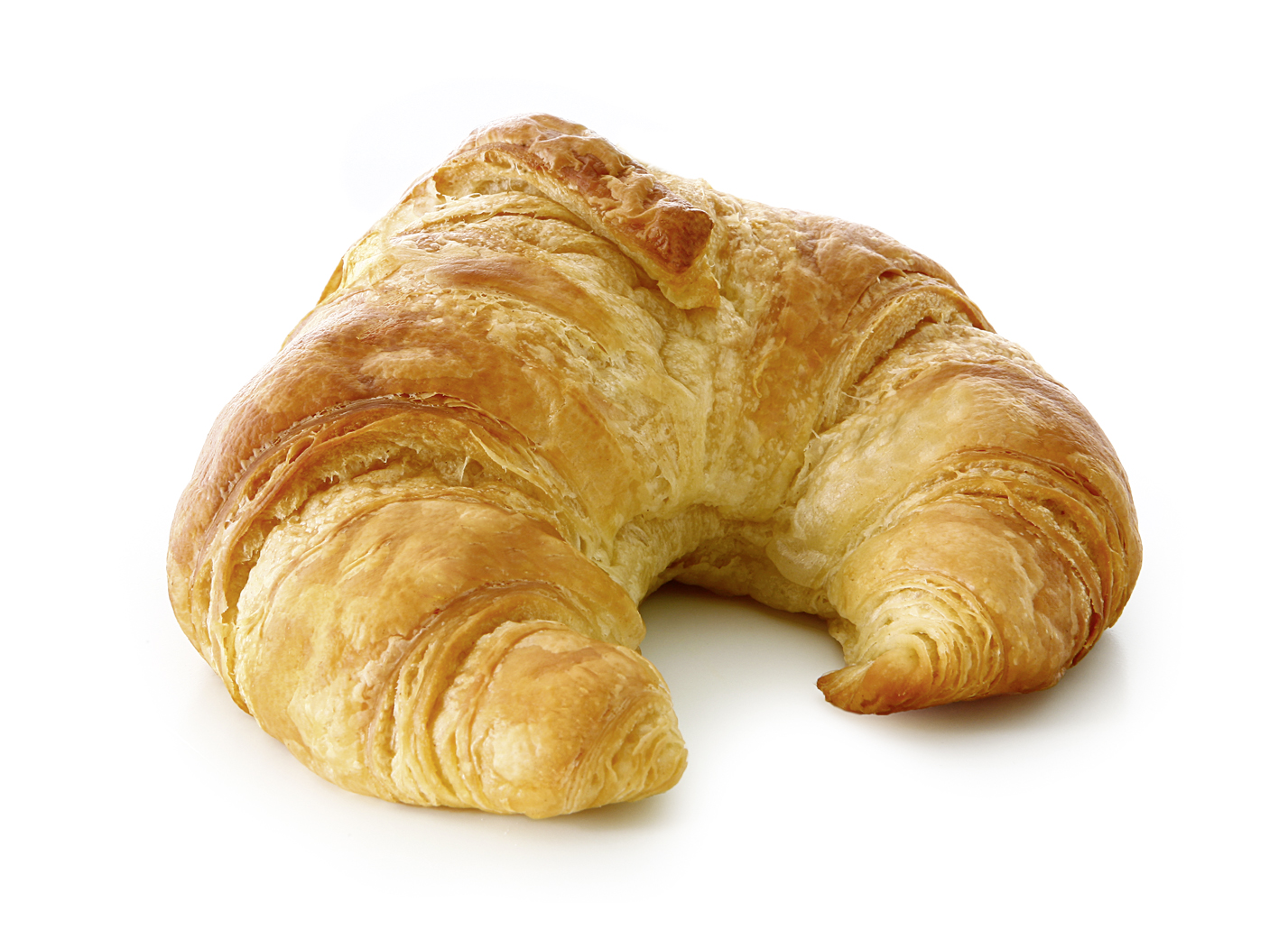 Butter Croissant - Dough pastry in big size with 24% butter