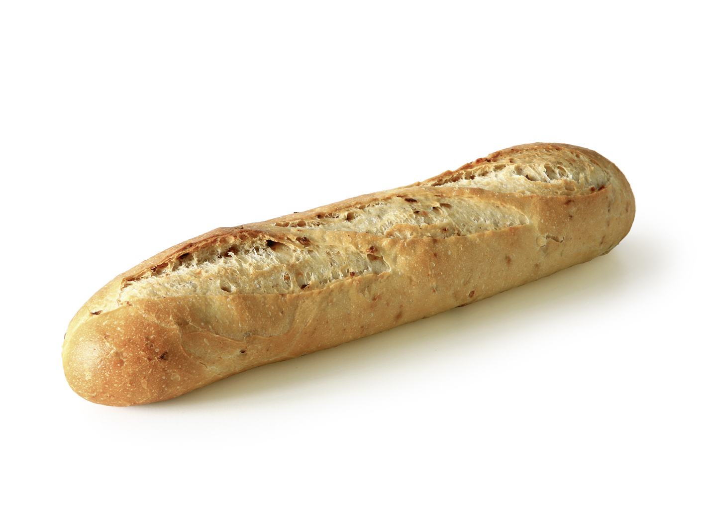 Onion Baguette - Wheat bread baked with 5.7% roasted onions length: 28 cm