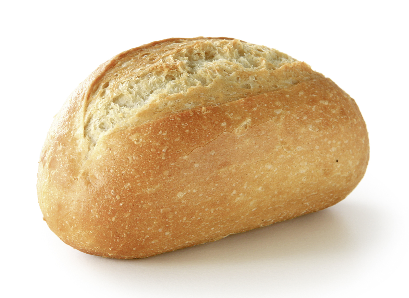 Baguette Roll - Wheat roll baked according to the French tradition length: 13 cm
