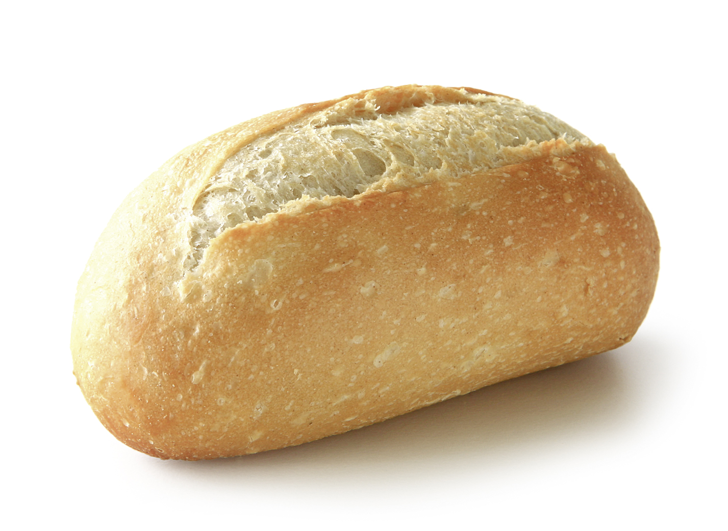 Mini Wheat Roll - Wheat roll baked according to the French tradition length: 9.5 cm