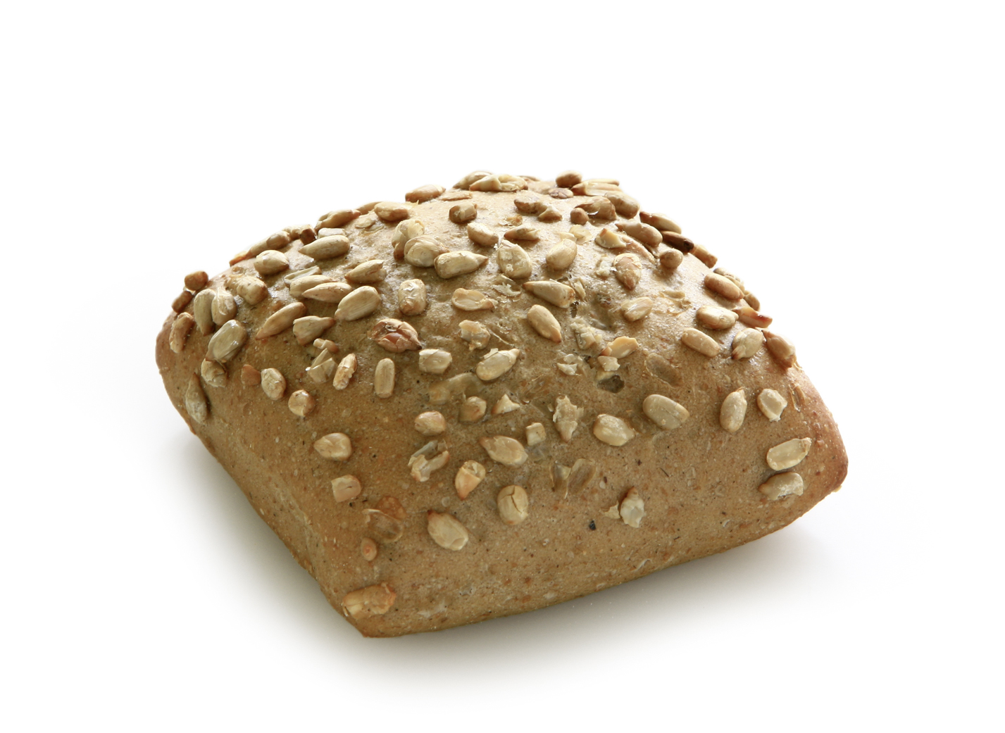 Sunflower Seed Roll - Wheat roll with 10% sunflower seeds inside and outside