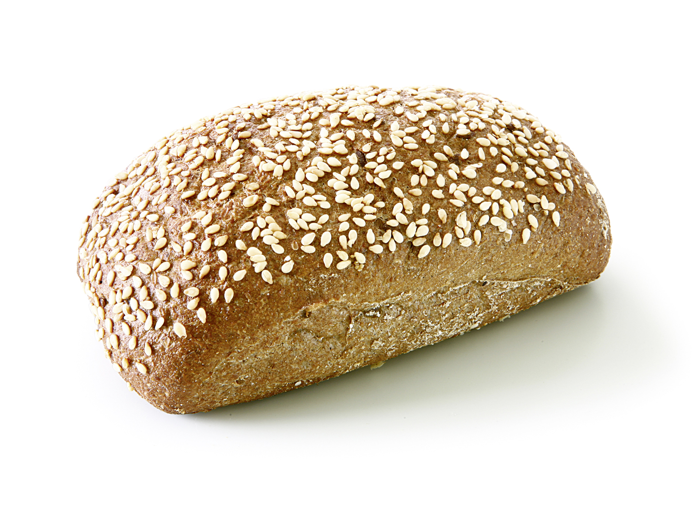 Wholegrain roll - Wholegrain roll with sesame, linseeds, sunflower seeds, pumpkin seeds and oat wholegrain flakes