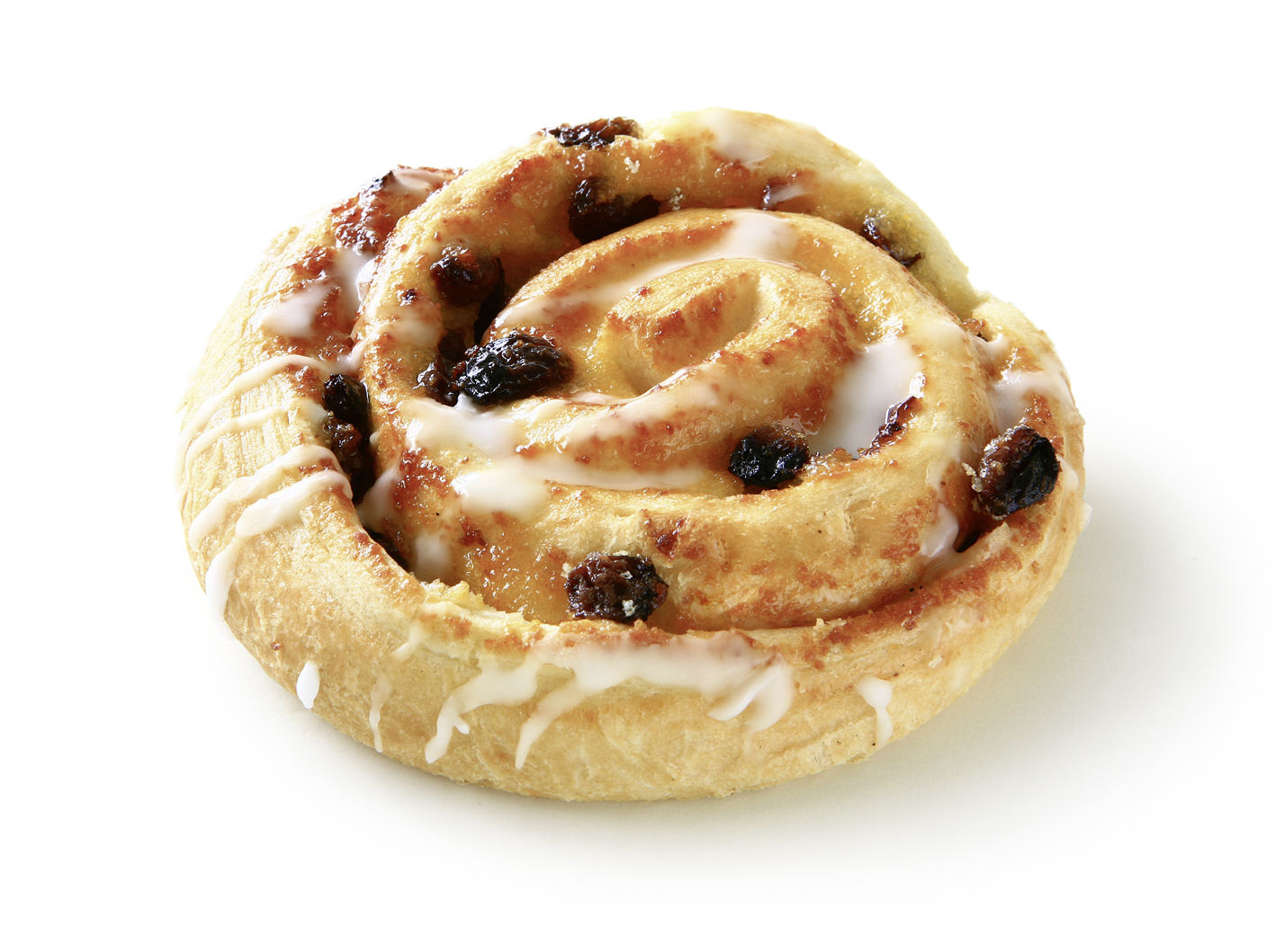 Puff Pastry Raisin Cake - Pastry with sultanas/ thaw only