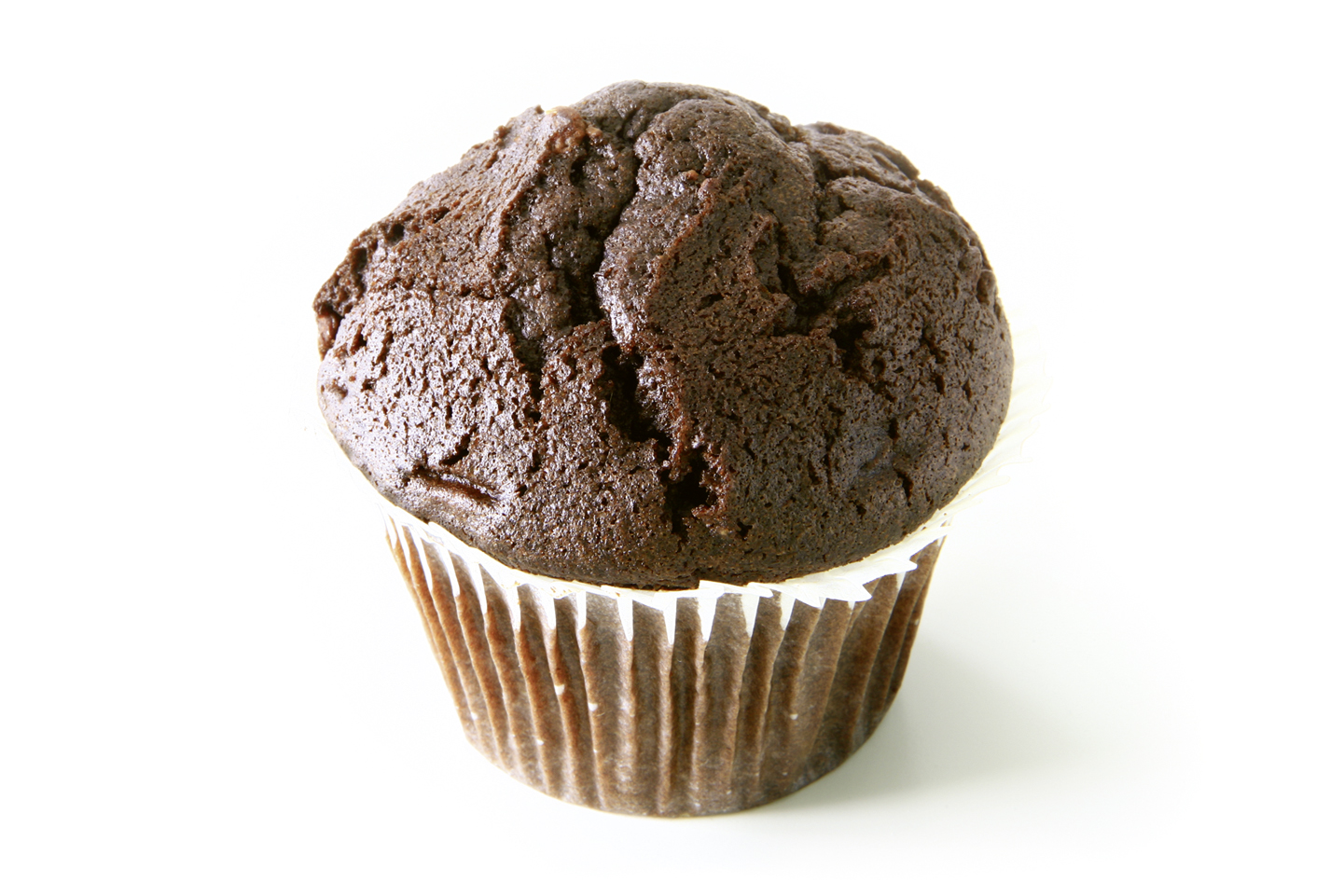 Muffin Chocolate - Small batter cake with 6% chocolate chips/ thaw only