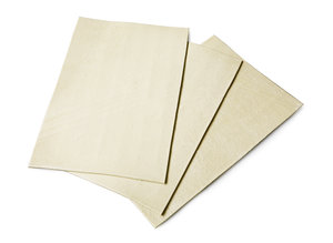 Puff Pastry Forms - For further processing measures: 55 x 36 x 0.35 cm