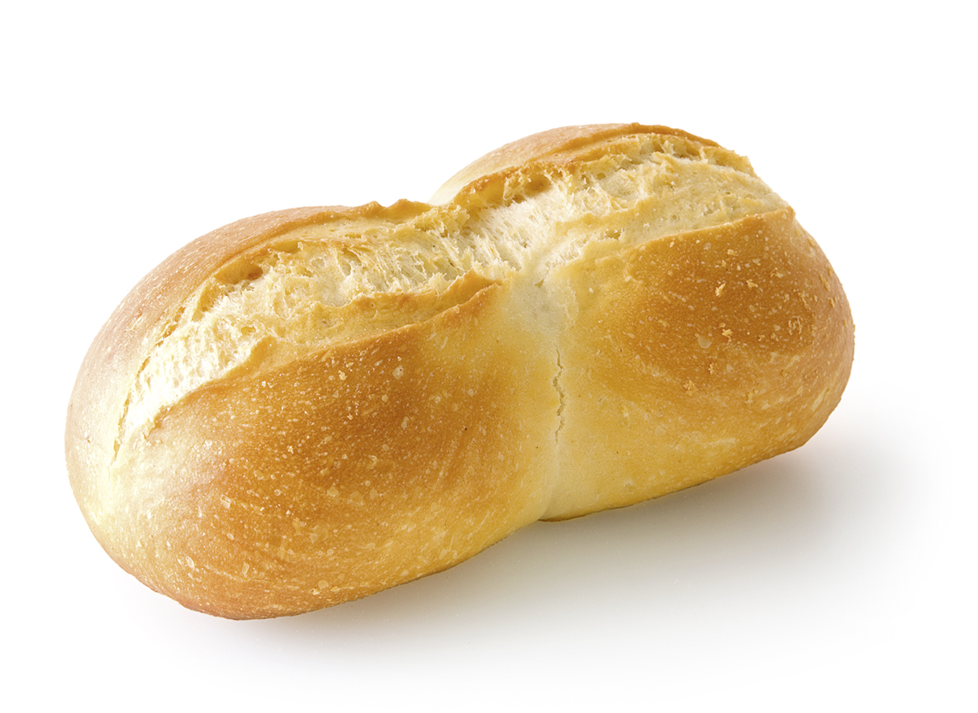 Double Roll - Two small wheat bakeries, baked against each other