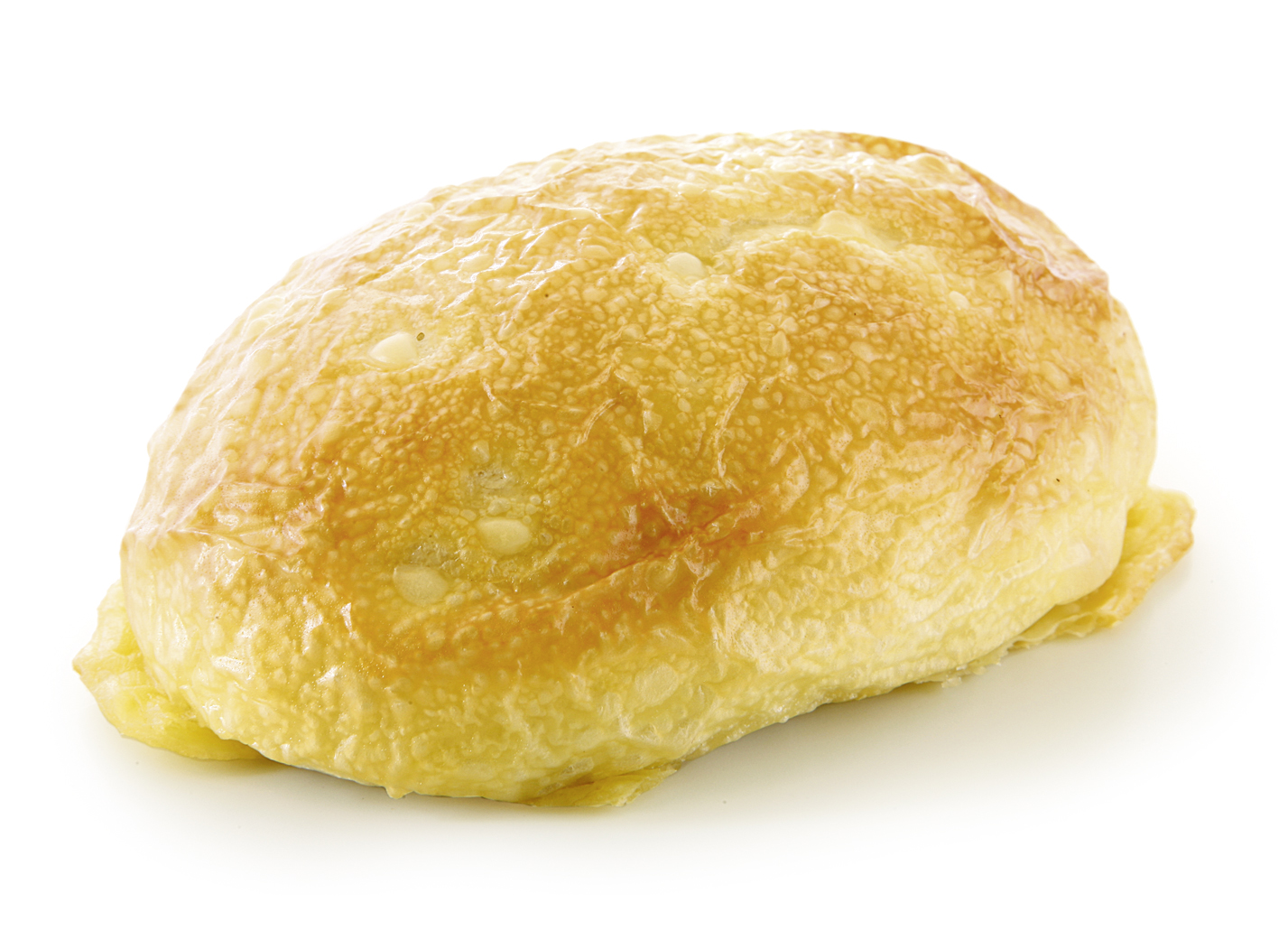 Wheat roll with cheese - Yeast pastry baked with 22% gouda cheese/ thaw only