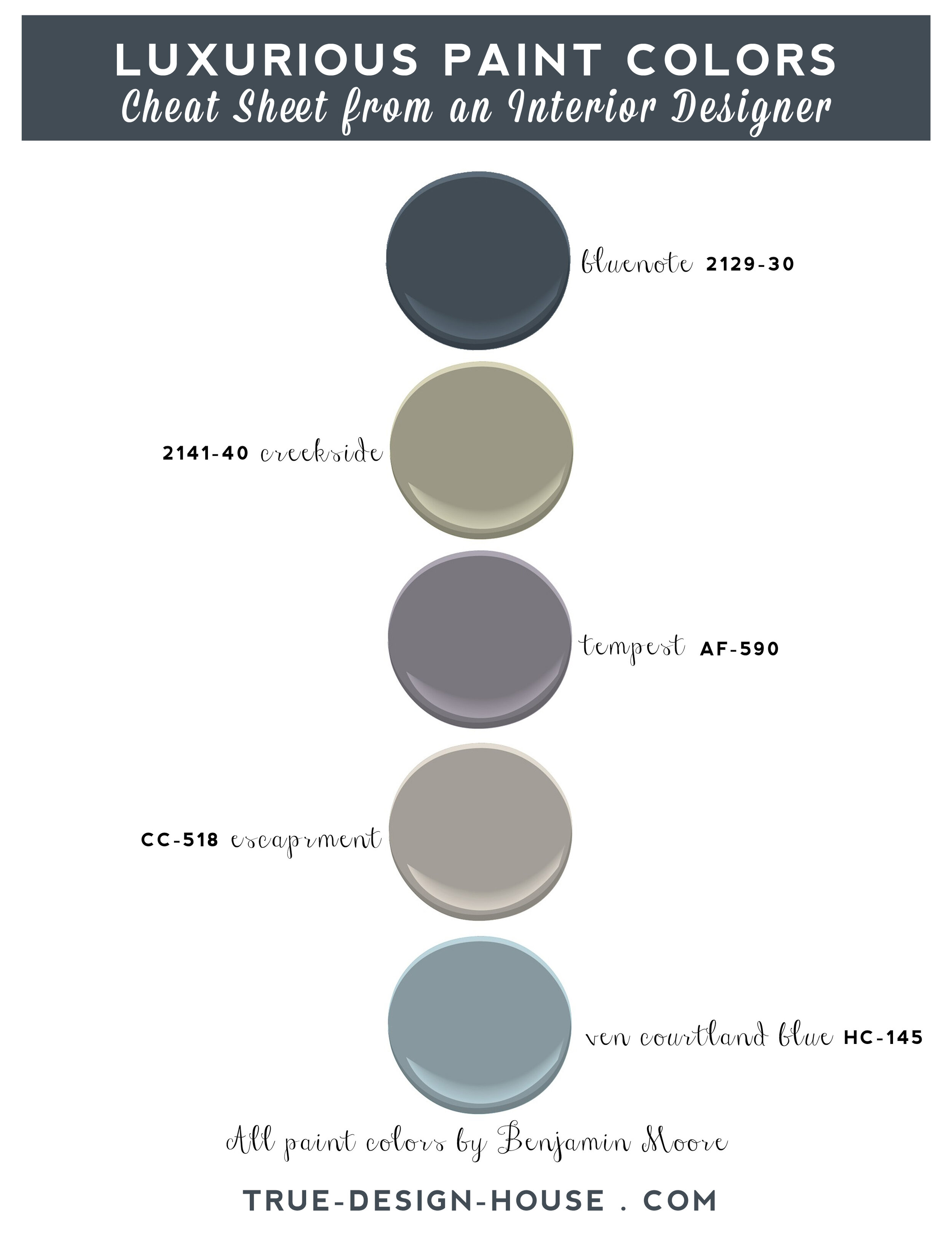 lux paint cheat sheet - truedesignhouse.jpg