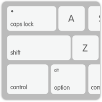 View the full list of keyboard shortcuts.