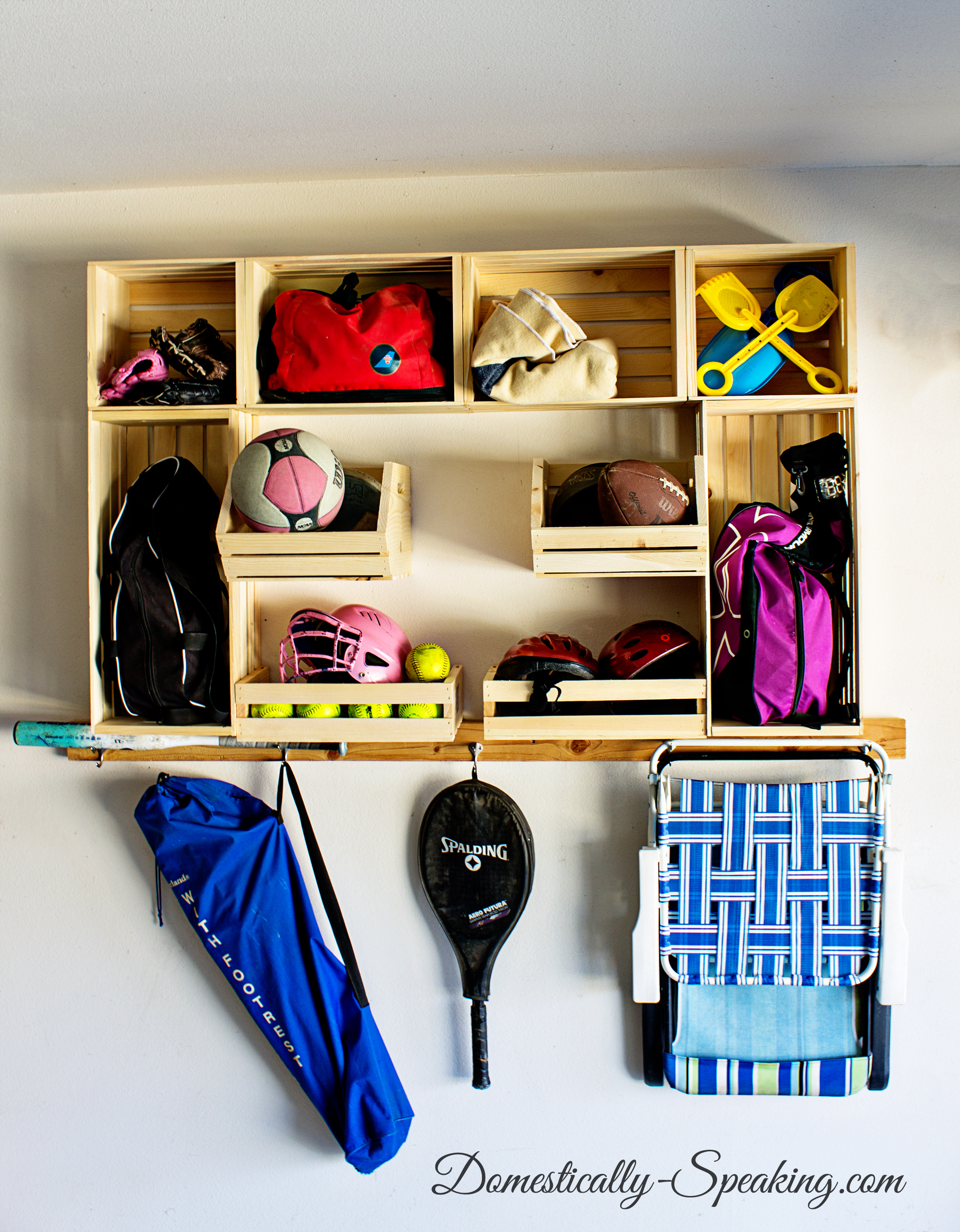 Garage Unit by @DomesticallySpeaking
