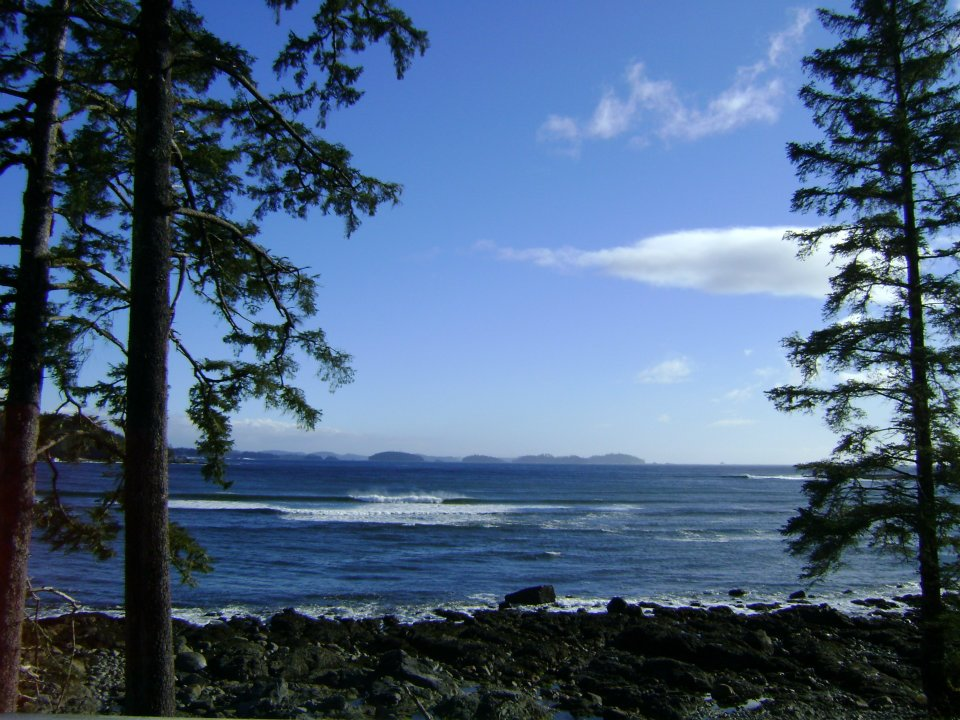 square one   at SALMON BEACH, VANCOUVER ISLAND, BC  Escape the City Seek Adventure Discover Affordable Coastal Living