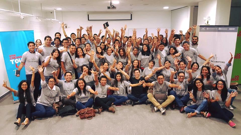 Lima Centro Febrero 2017 - 77 proyectos