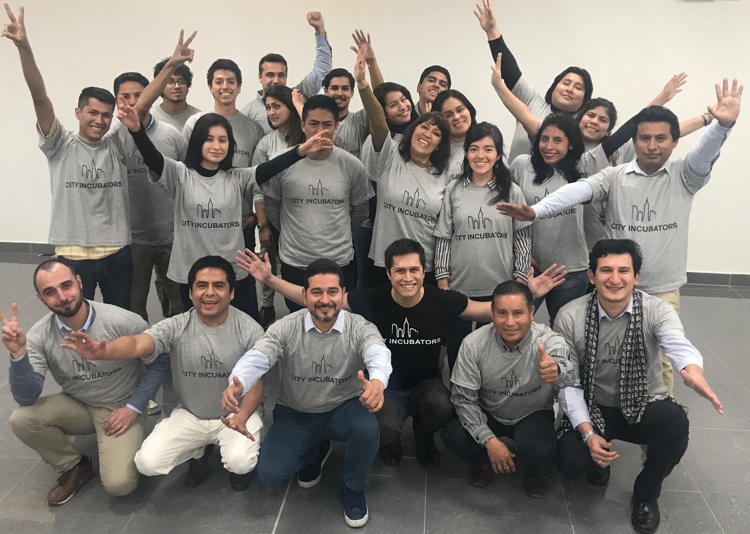 Lima Centro Agosto 2017 - 32 proyectos