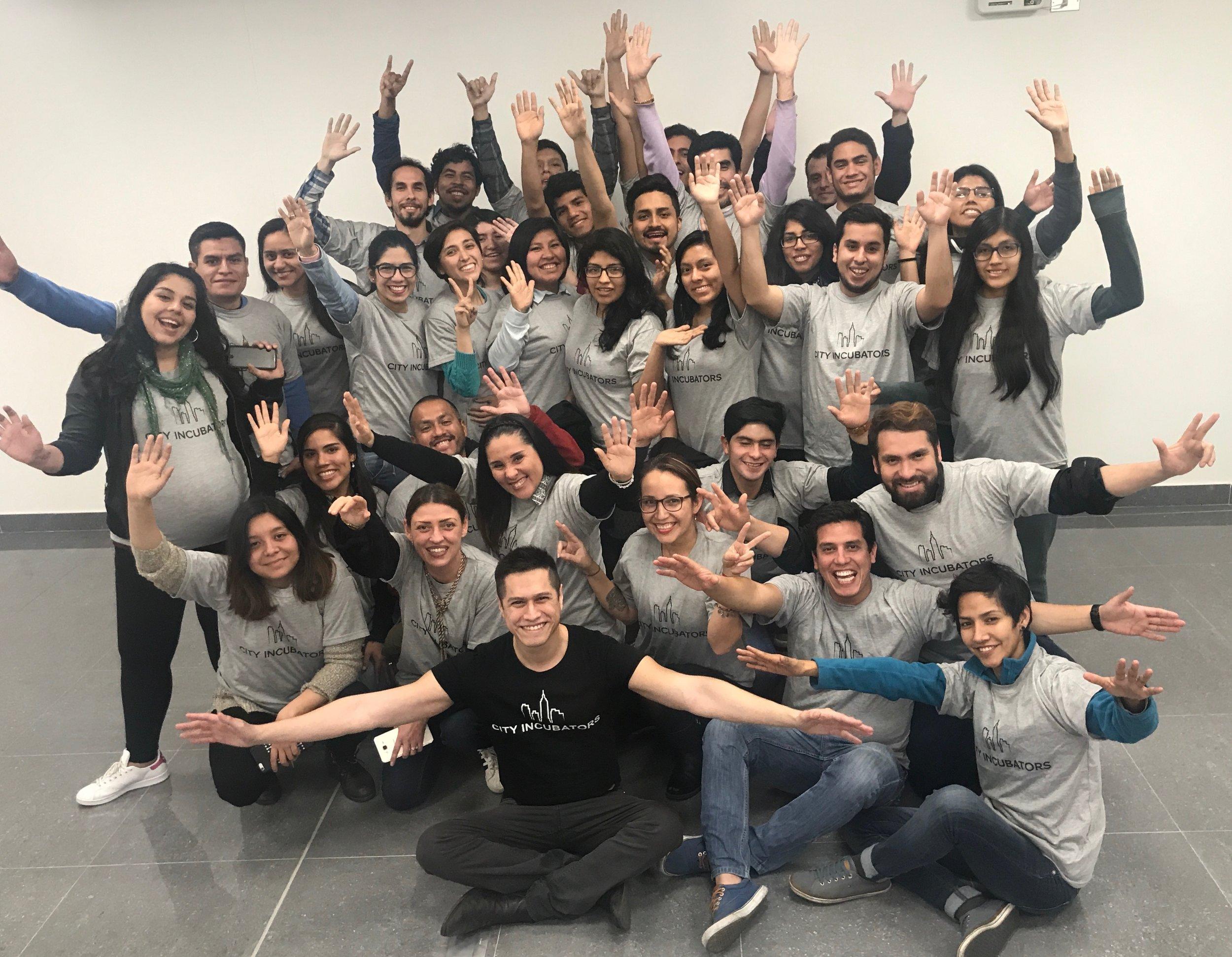 Lima Centro/Sur/Este Setiembre 2017 - 27 proyectos