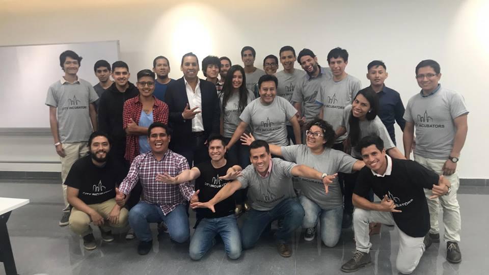 LimaMarzo 2018 - 21 proyectos