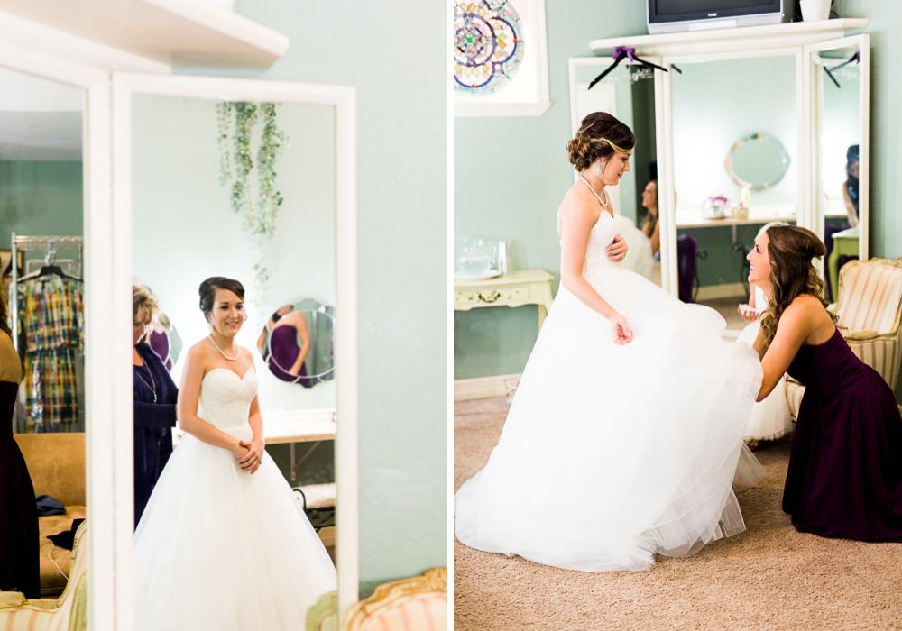 Thunderbird Chapel Wedding Photographer