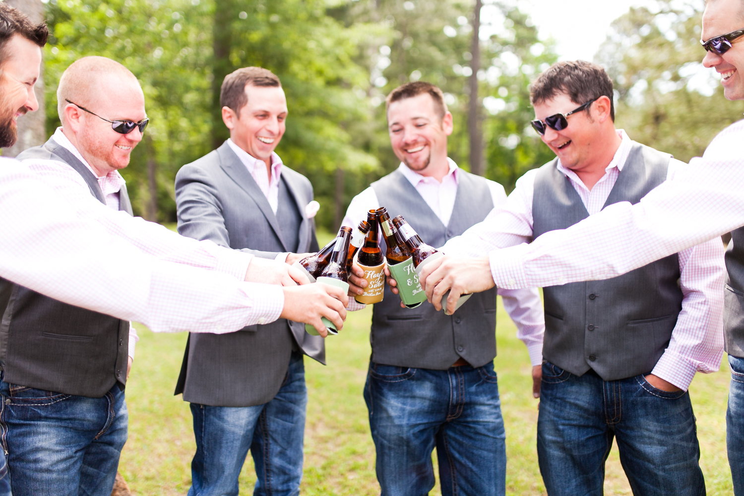 oklahoma wedding photographer pasture at willows ranch broken bow beer