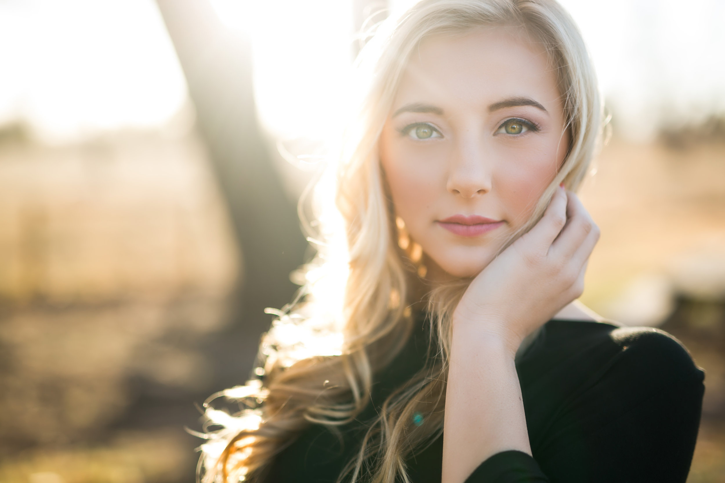 oklahoma senior photographer norman washington high school sunlight sunny sunflare