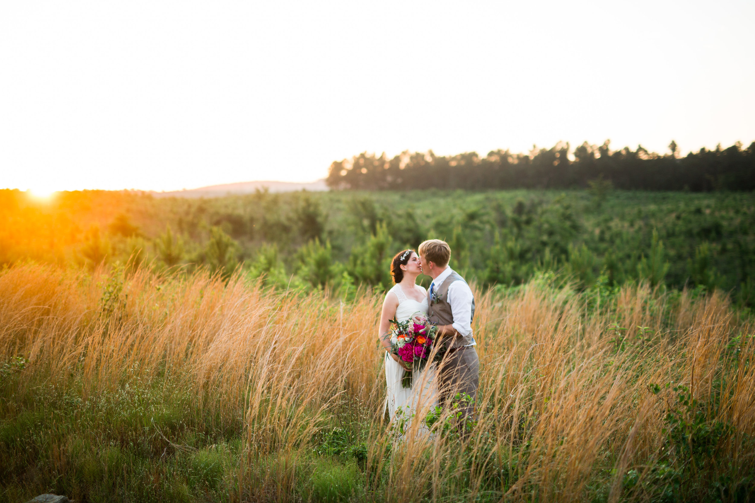 oklahoma wedding southeastern oklahoma saris colors diy nature norman wedding photography beavers bend mccurtain county decor field sunset