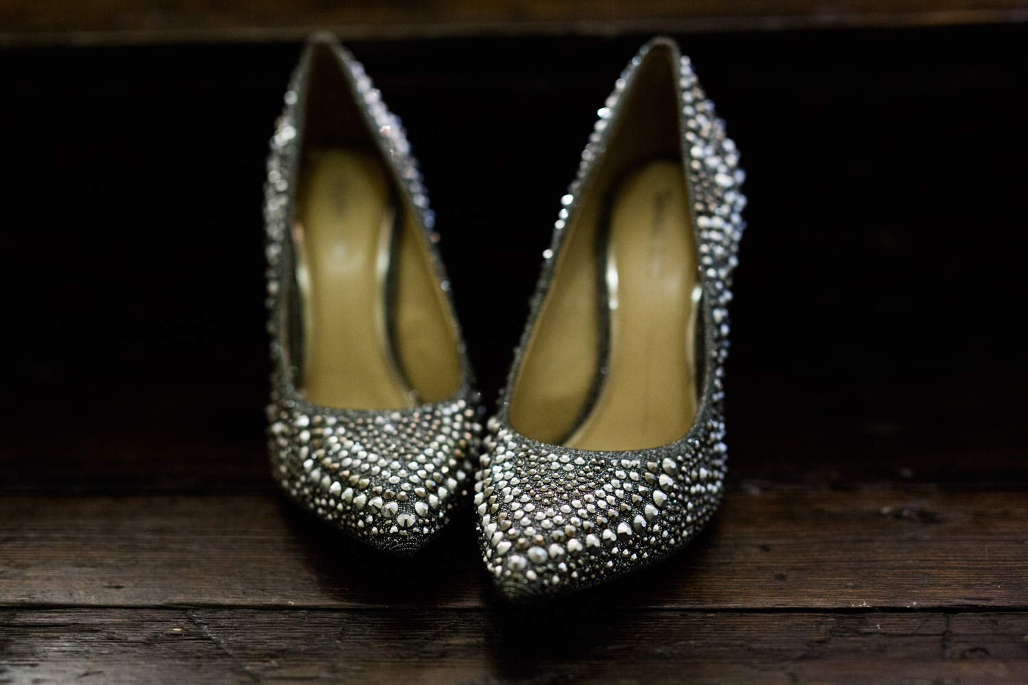 okc wedding photographer sparkly shoes norman oklahoma
