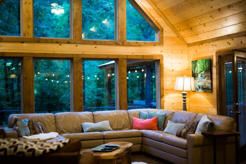 oklahoma real estate photography norman okc broken bow beavers bend cabin photography home photography