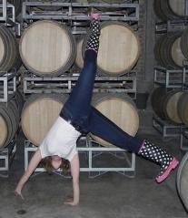 Whoo hoo health benefits in white wine too!