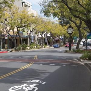 The wonderful town of Montrose, CA, location of The Transcription Studio headquarters.