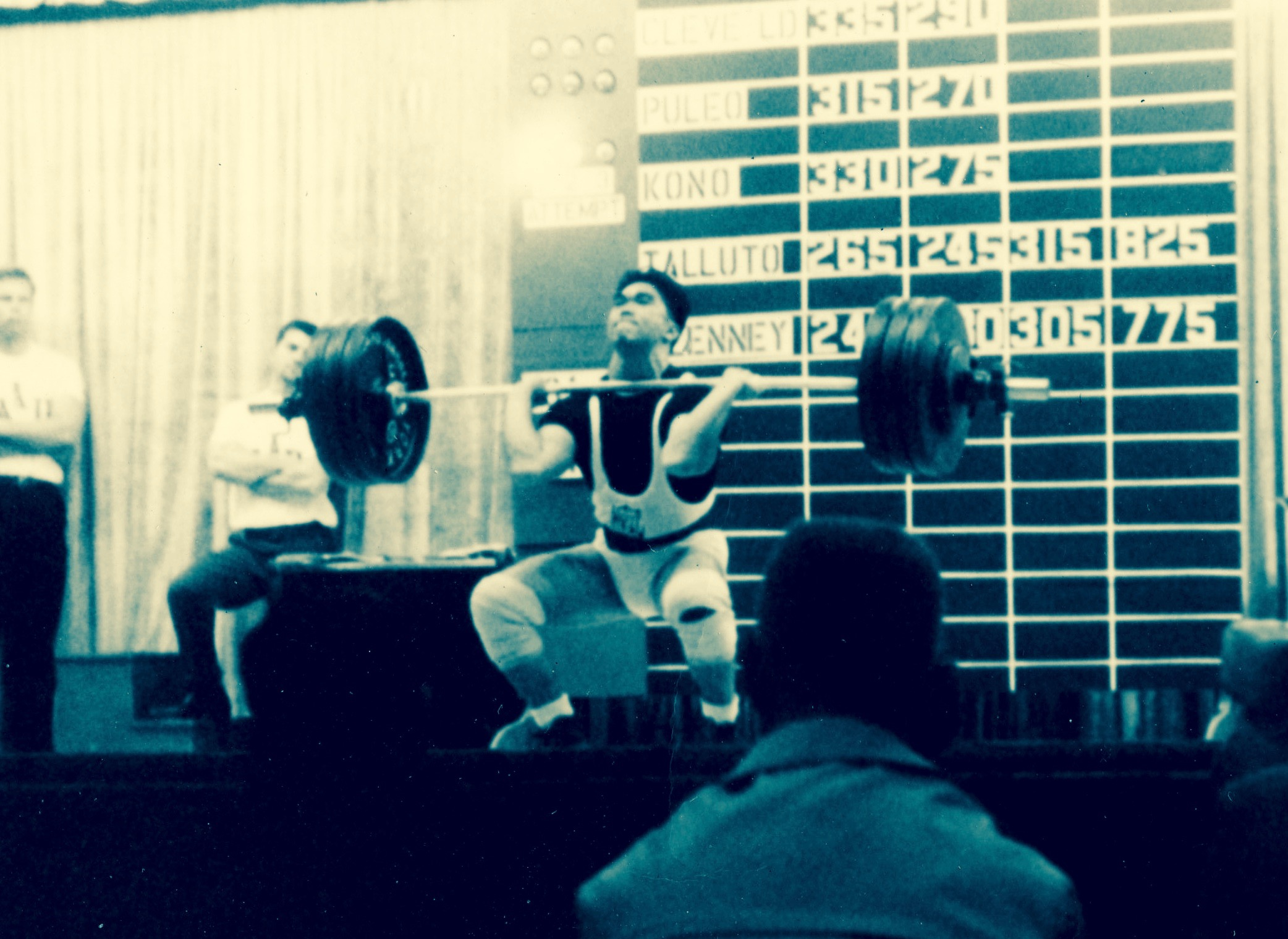 Takano Weightlifting - Olympic Weightlifting