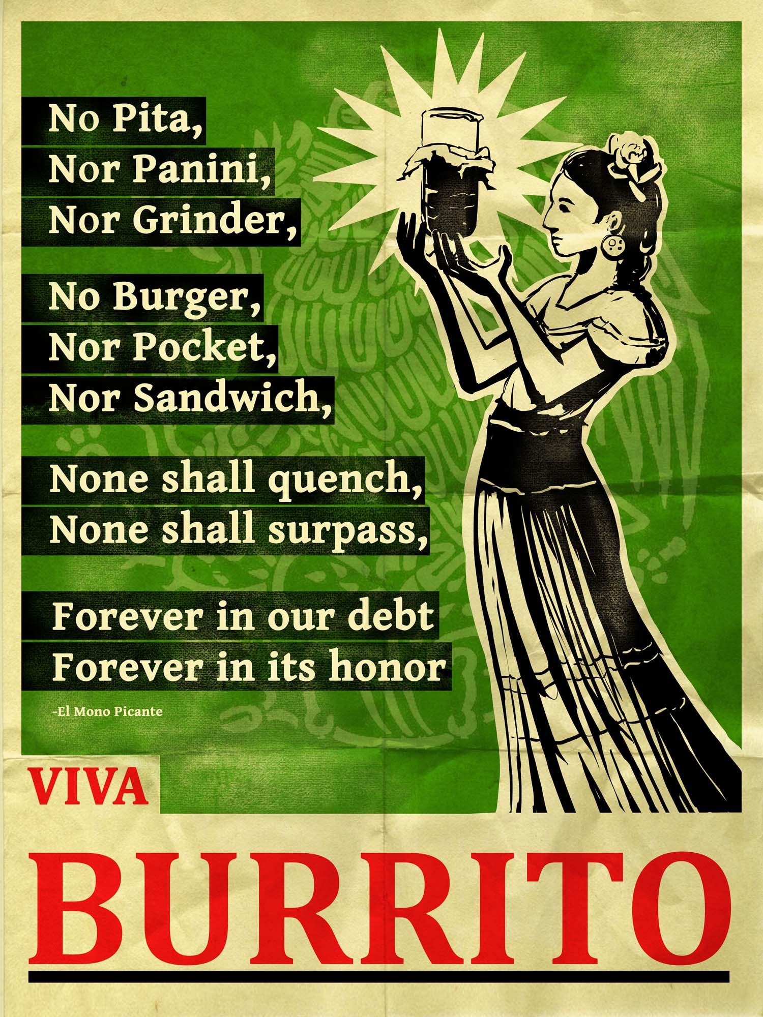 Mexican Food Propaganda 4