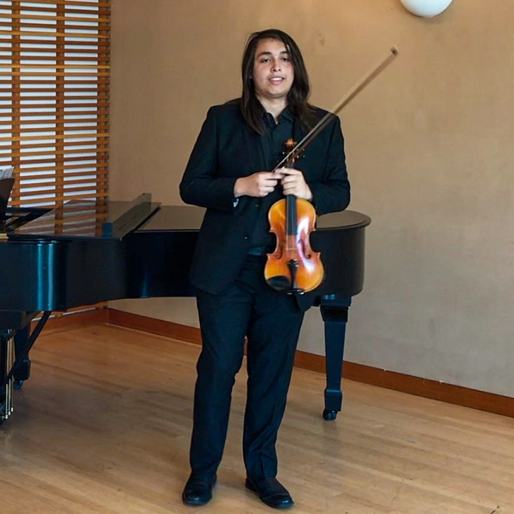 Sean Loveland - 2019 Concerto Competition WinnerRunner up: Skyler Lee; Honorable mentions: Leslie Gonzalez and Andrew Dela Peña