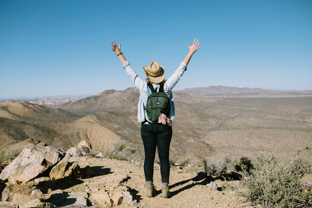 Joshua Tree National Park has some of the best hiking in the world. Your heart will soar! Photo by  Ryan Tuttle .