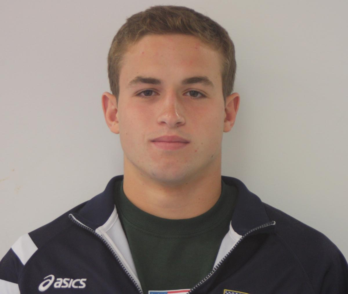 Travis Rice is the 2015 Jacob Curby award recipient from the Northern Michigan University.