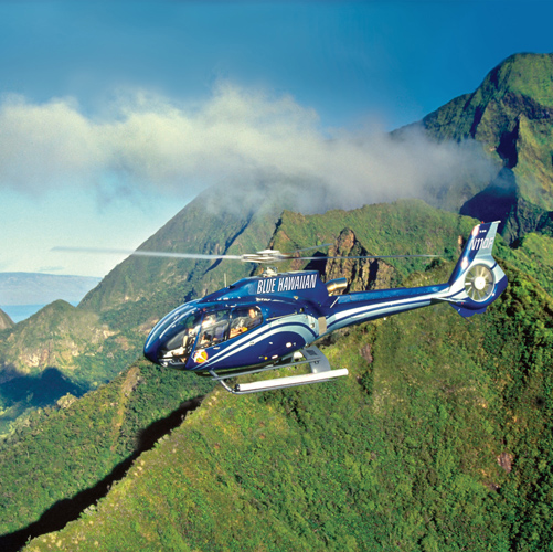 Blue Hawaiin Helicopters