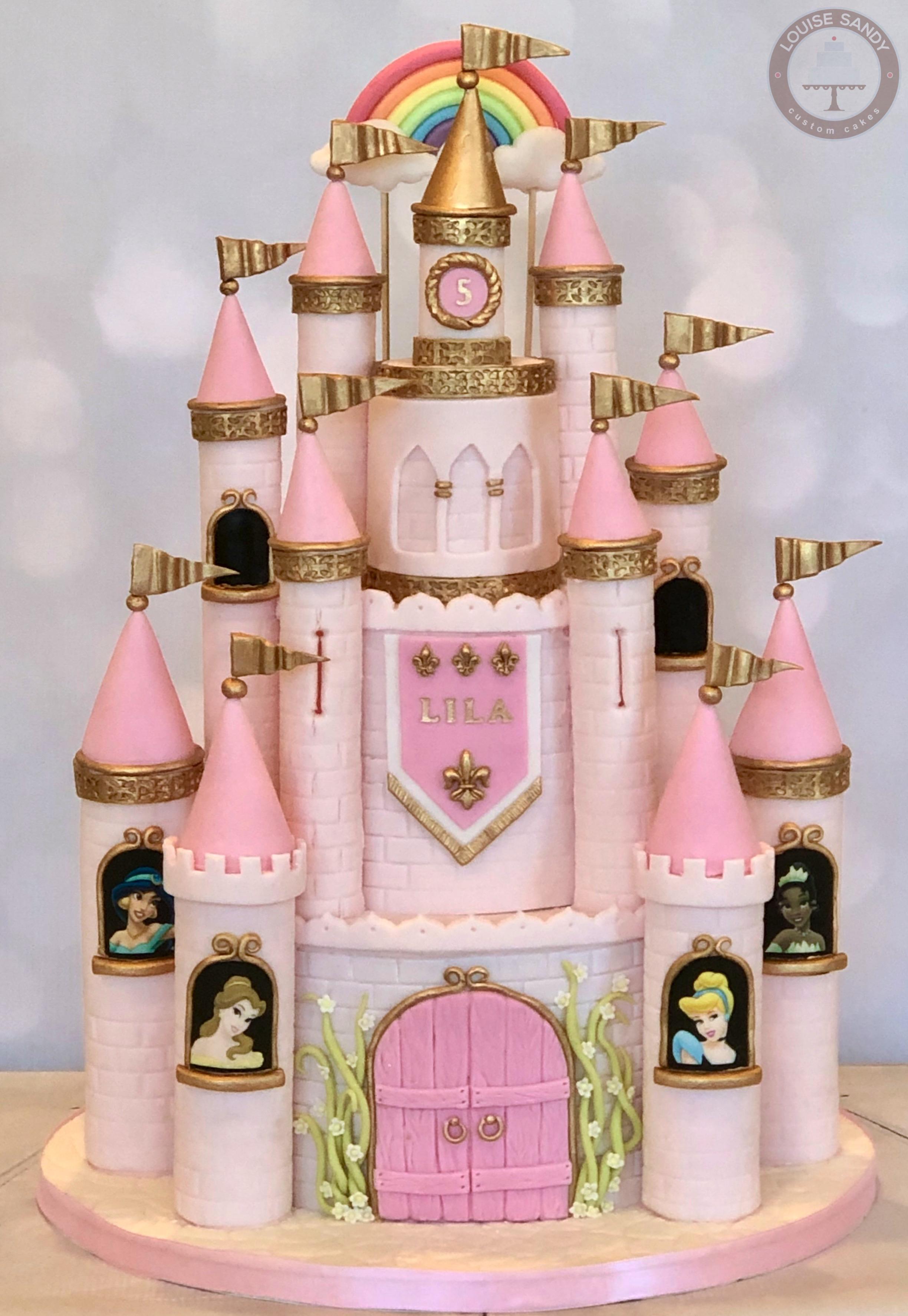 Fairytale Princess Castle