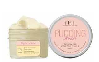 Feeling dull? Looking for a way to maintain that healthy glow between facial treatments?  Sacred Lotus has you covered! A favorite for all skin types that IMPROVES TEXTURE and RESURFACES your skin is the Pudding Apeel mask by FarmHouse Fresh for only $22.00!  This mask is 97% Natural & Gluten Free made with Glycolic Acids combined with hydrating HONEY and COCONUT MILK. Plus,  GREEN TEA and HONEYSUCKLE to soothe irritations. Also, helps control ACNE and improves the look of SUN DAMAGED skin.  Stop in today to find out more! Testers are available so come in and play! #naturalskincare #glutenfreeskincare #facialcare #athometreatments #facialmasktime