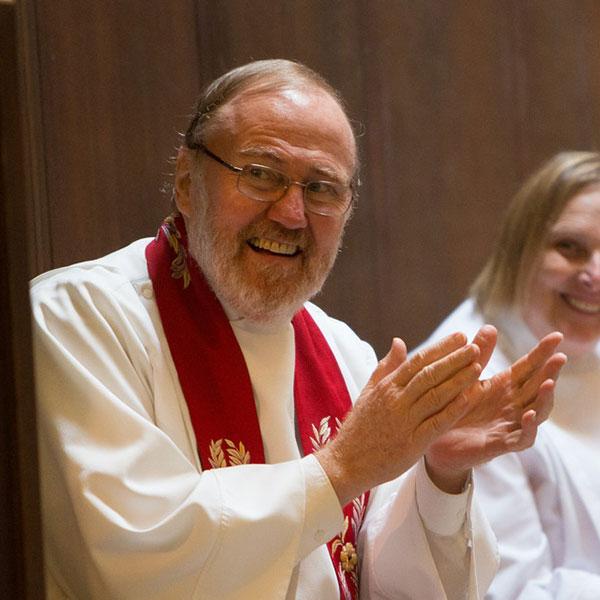 The Rev. Theodore Berktold