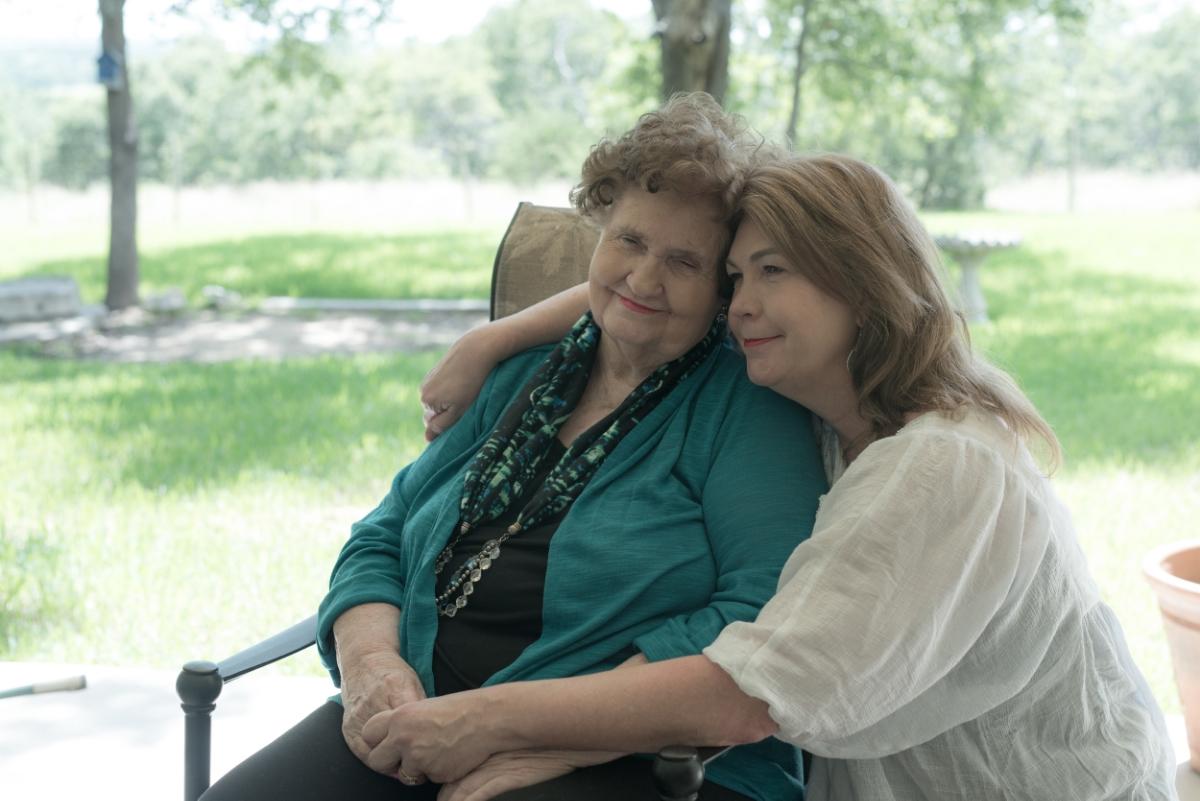 Juanita and Dixie