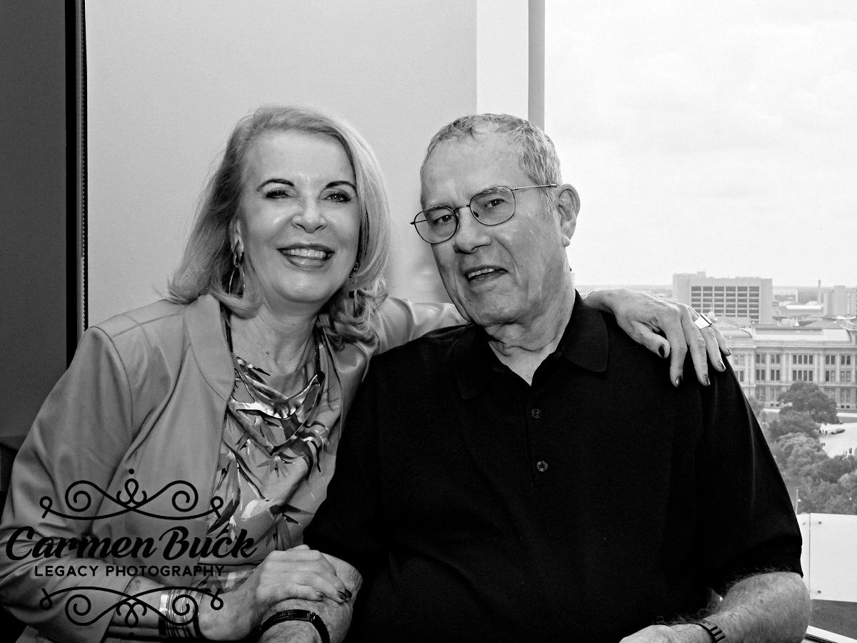 John Duncan and Becky Beaver