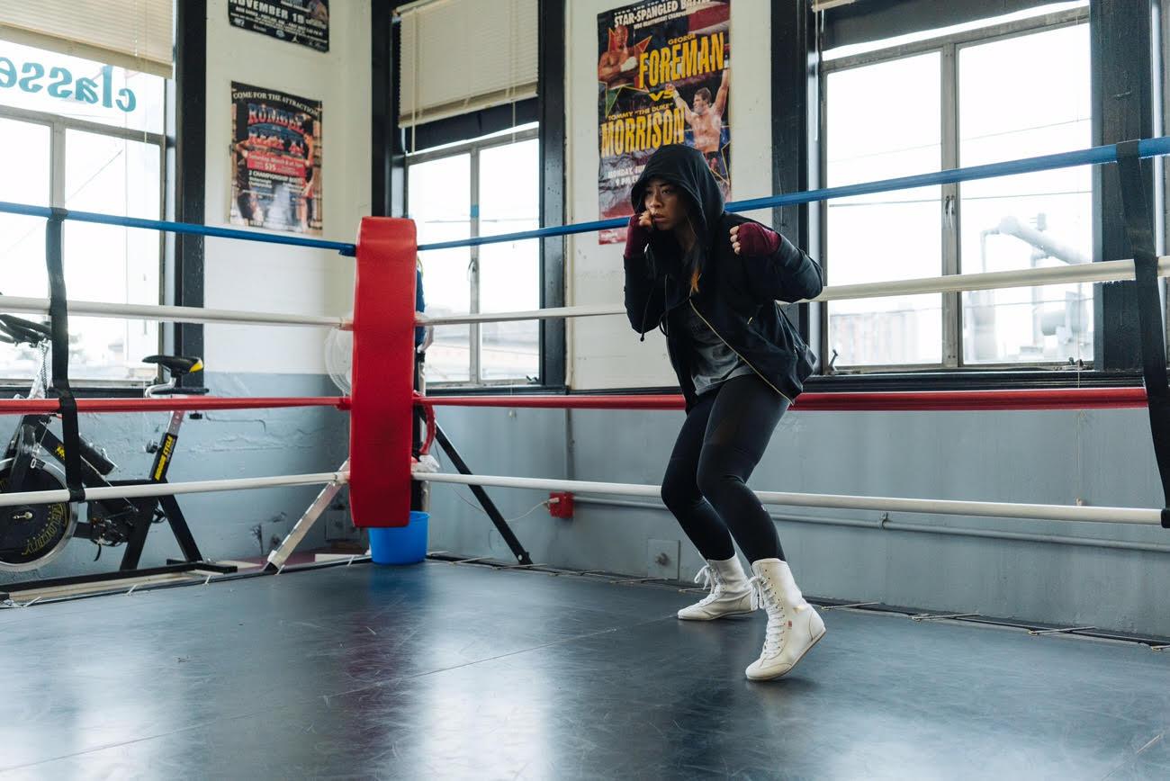 lynn le society nine boxing fashion we rule werule justyna kedra global community new york