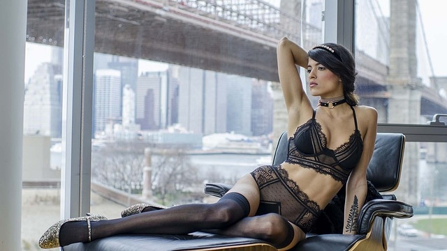 maggie bacon lily chen thistle & spire fashion lingerie bloomingdale's new york justyna kedra we rule werule