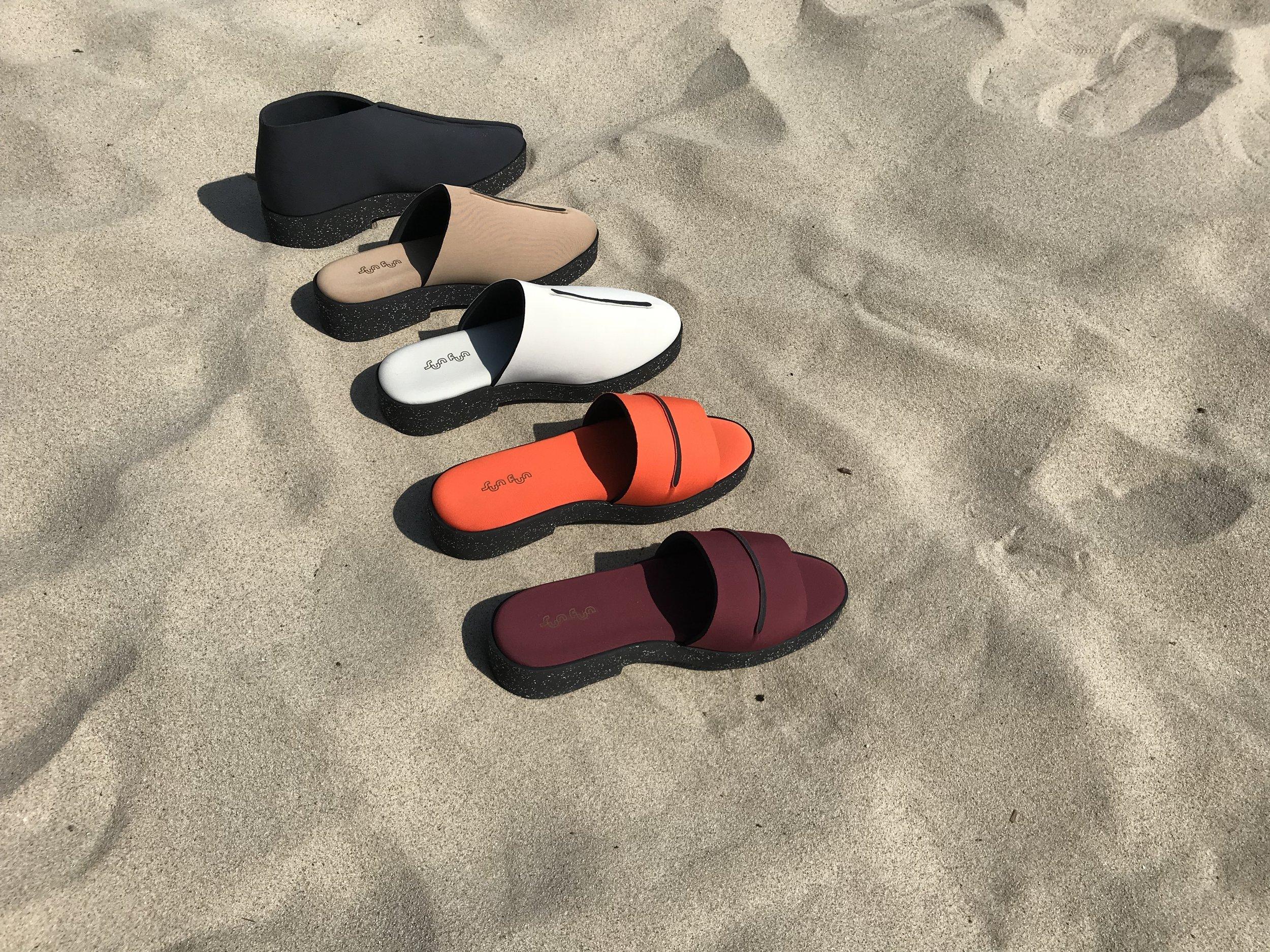 Susan Rosenberg sun fun fashion moda shoes werule we rule