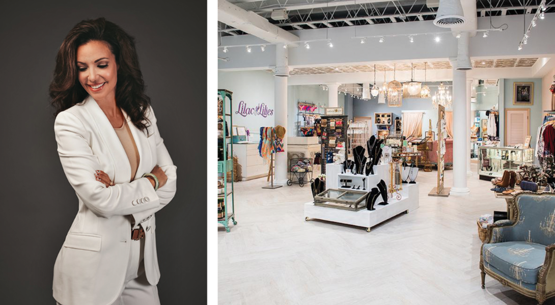 michelle dimarco liliac and lilies boutique  south florida female founder girlboss community we rule we rule.png