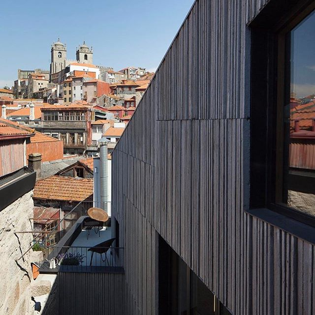 Porto- @armazemluxuryhousing is a former iron warehouse turned hotel with unique details and spectacular views of Porto. Photos from @yatzer by @josecamposphotographer #portugal #porto #handmade #hotels #design #interiordesign #architecture #photography #style #styleinspiration #details #uniquespaces #arquitectura #saudadetoronto #littleportugal #thesix