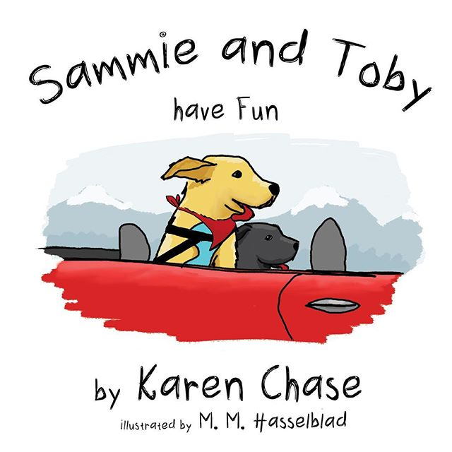 Great news Sammie and Toby fans! Sammie and Toby have Fun is now available for sale! Go to our website, www.twogatespublishing.com or Amazon to get your copy today!If you live in the Albuquerque area, you can support us as well as a local business and buy your copy at Bookworks. We will be stocking their shelves this week with Sammie and Toby have Fun!