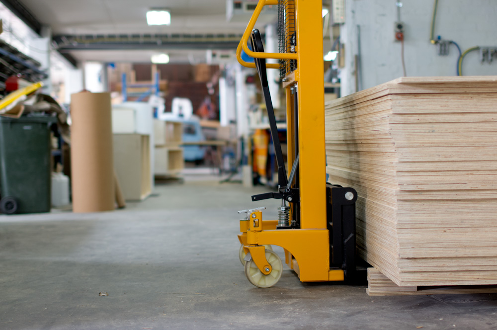 So much ply. Photo by Susan Fitzgerald.
