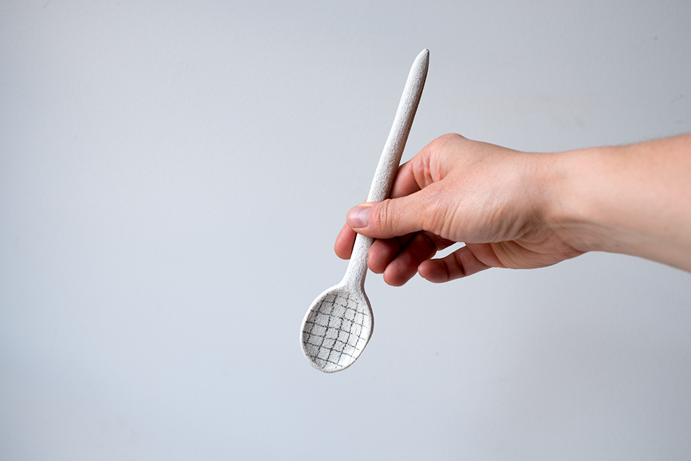 Lots of new ceramic spoons including the above.