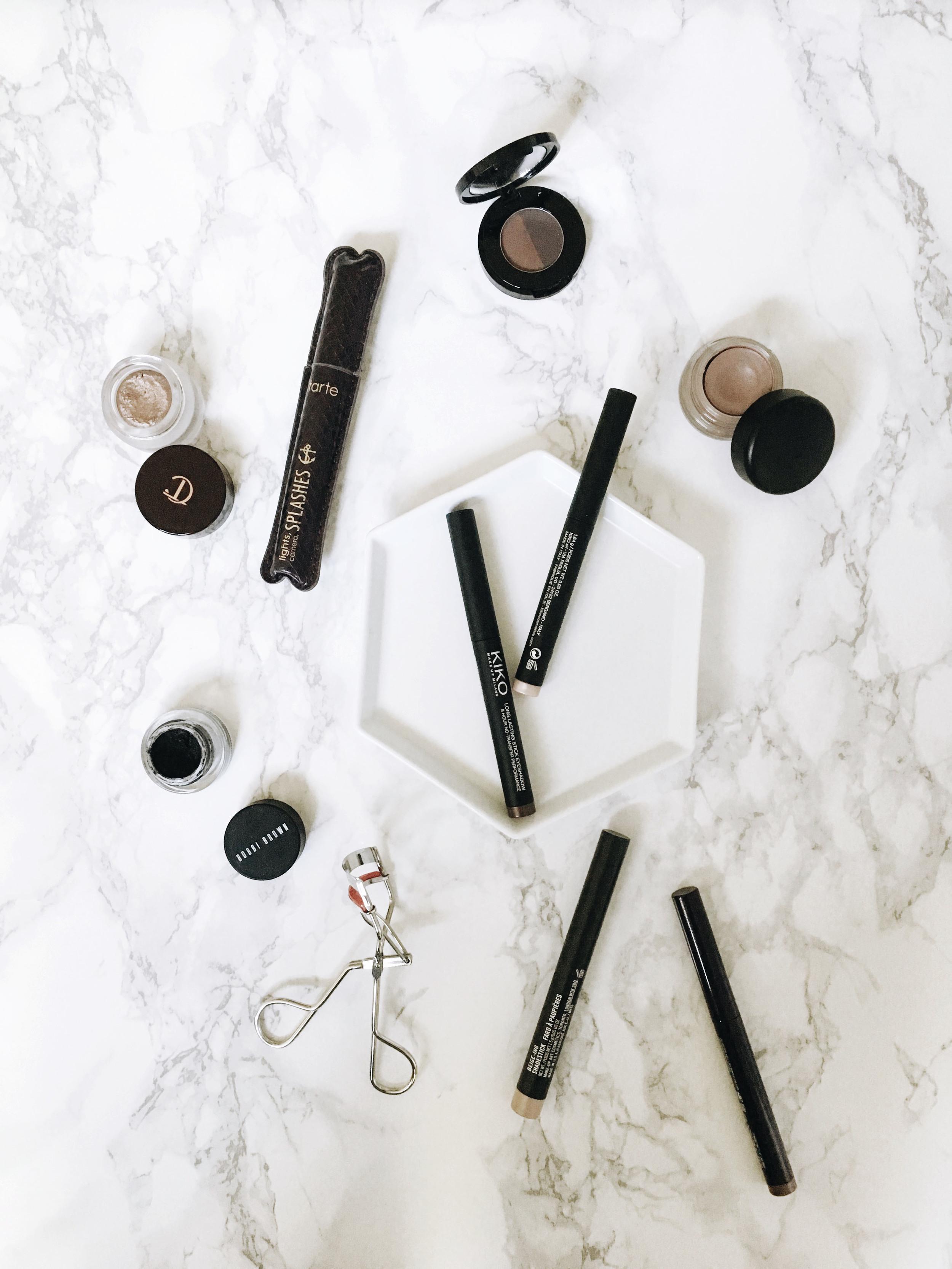 Cream Eyeshadow Roundup
