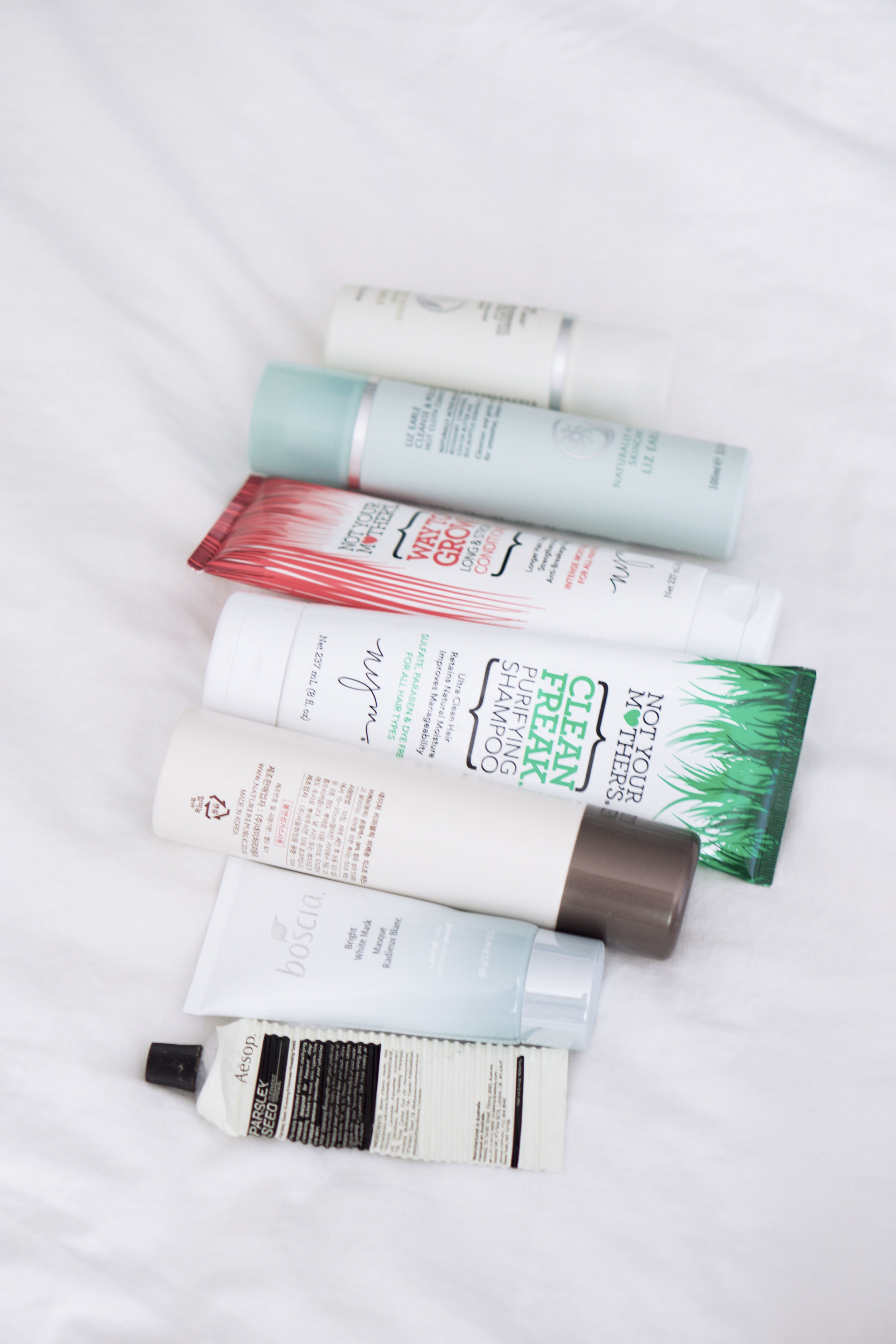 Skincare-Haircare-Empties-Products-Used-Up-2